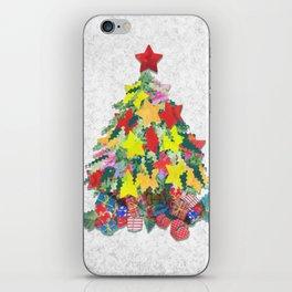 Santa's Work is Done iPhone Skin