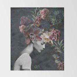 Bloom 10 Throw Blanket