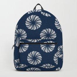 Shibori Swircles Backpack