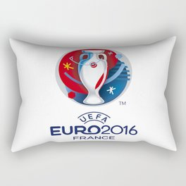 Logo Uefa Euro 2016 Rectangular Pillow