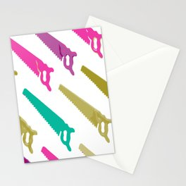 saw Stationery Cards