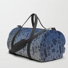 Scuba Dive Underwater Pattern Duffle Bag