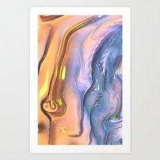 L3 Fractal Art Print