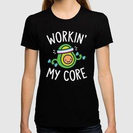 Workin' My Core T-shirt
