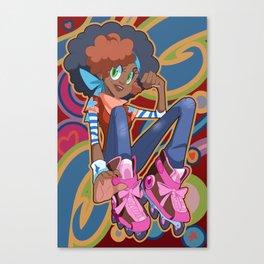 Chicago Jones Canvas Print