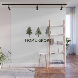 Home Grown Wall Mural