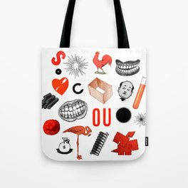 Archive Objects I Tote Bag