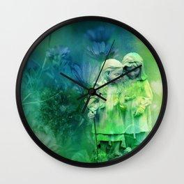 Happy Memories Wall Clock
