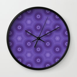 Fractal Cogs n Wheels in DPA02 Wall Clock