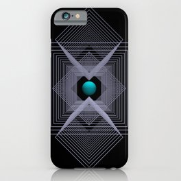 just a little point -1- iPhone Case