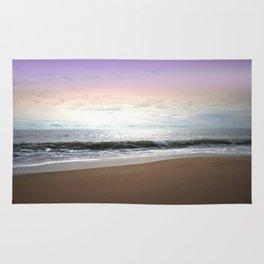 Light Pastel Seascape Rug
