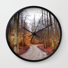 Ivy Point Wall Clock