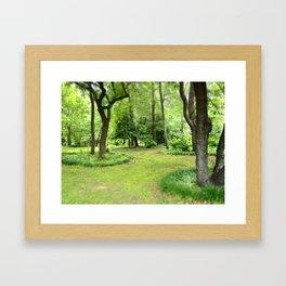 Kenilworth Marsh Framed Art Print