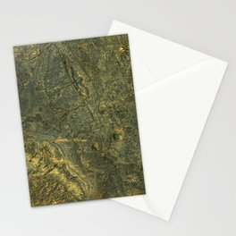 golden scales of the dragon ares | space #14 Stationery Cards
