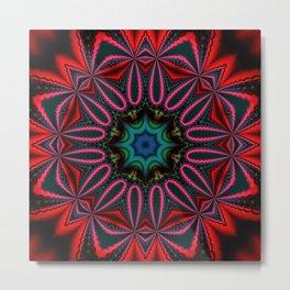 Kaleidoscope -3- Metal Print