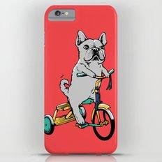 Frenchie Ride Slim Case iPhone 6 Plus