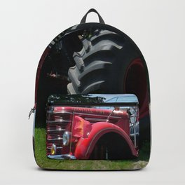 Real Big Fire Truck Backpack