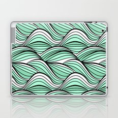 Mint Thread Laptop & iPad Skin