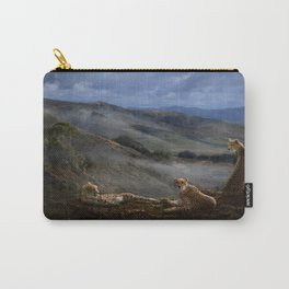 Cheetah Ridge Carry-All Pouch