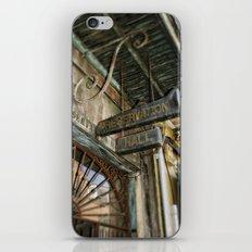 Preservation Hall iPhone & iPod Skin