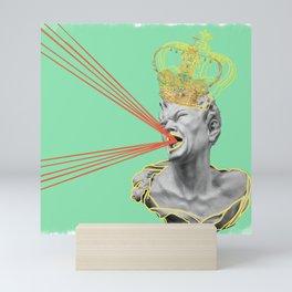 Screaming  Mini Art Print
