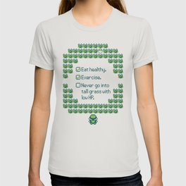 Green Trainer Tips T-shirt