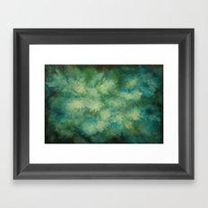 Below the Clouds AC160819a Framed Art Print