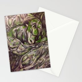 Earth Horse Stationery Cards