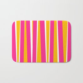 Chewy Candy Stripes Bath Mat