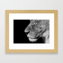 Your Majesty Framed Art Print