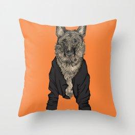 shepherds 'n' blazers Throw Pillow