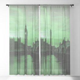 London City XVI Sheer Curtain