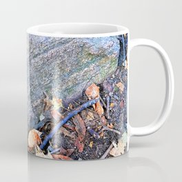 Striated Stone Coffee Mug