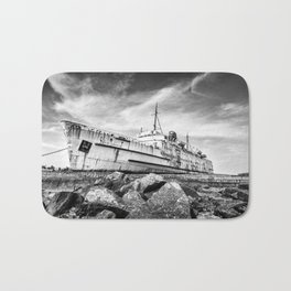 Final Voyage Bath Mat