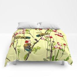 The Blue Banded Bee (Amegilla cingulata) Comforters