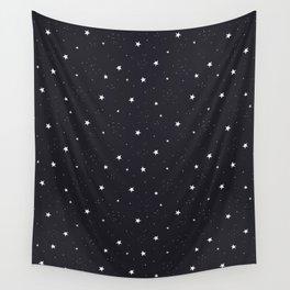 stars pattern Wall Tapestry