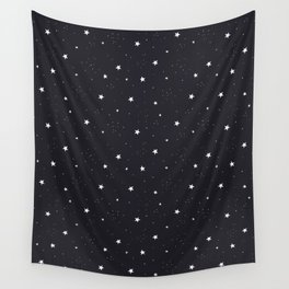 stars pattern Wall Tapestry