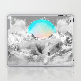 Put Your Thoughts To Sleep Laptop & iPad Skin