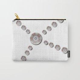 Little Disks Mandala Carry-All Pouch