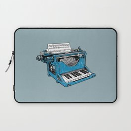 The Composition - Original Colors. Laptop Sleeve