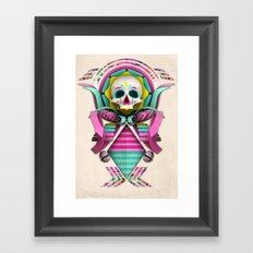 BeautifulDecay Framed Art Print