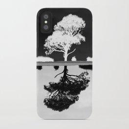 Double Trouble iPhone Case