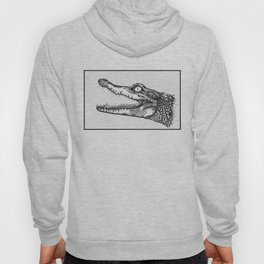 Croc Hoody