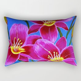 Day lilies Rectangular Pillow