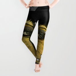 Butterfly Woman Leggings