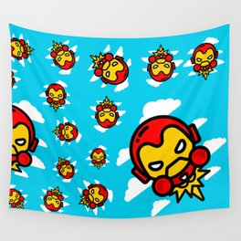 I´m Invincible Wall Tapestry