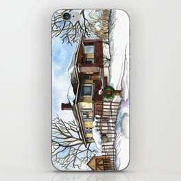 A Bungalow in the Country iPhone Skin