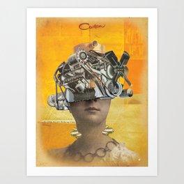 Motorhead 1 Art Print