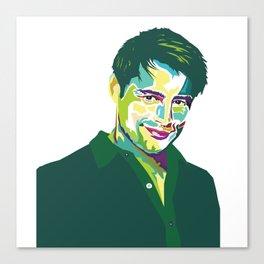 Joey Tribbiani Canvas Print