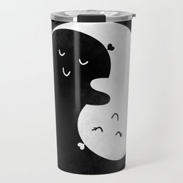 Death Can't Do Us Apart Travel Mug